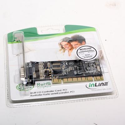I/O Card 1x Seriell   9Pol PCI