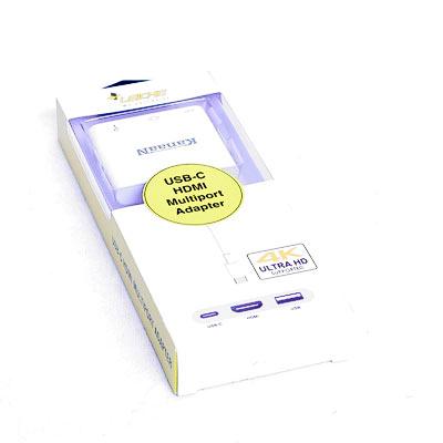 Apple USB-C auf USB-C/HDMI/USB