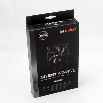 Lüfter 120mm bequiet SilentWings 2 PWM