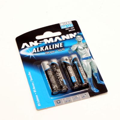 Batterie Marke Micro AAA Alkaline 1Stück