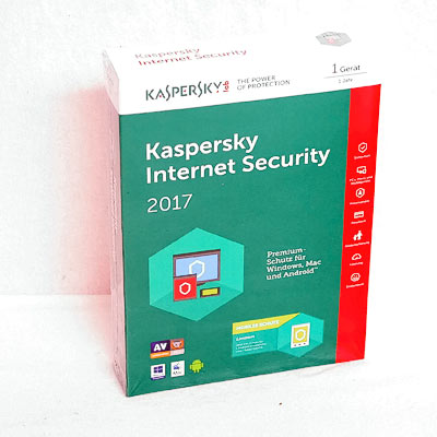 Software Kaspersky Internet Security 1U