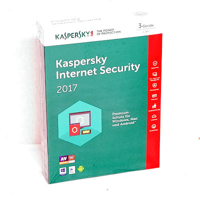 Software Kaspersky InternetSec.2017 3U