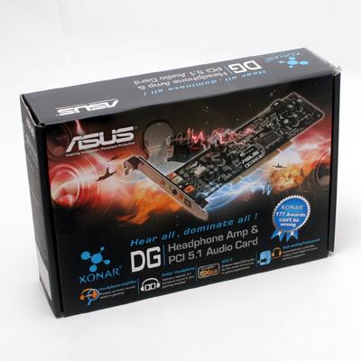 Soundkarte Asus Xonar DG 5.1        PCI