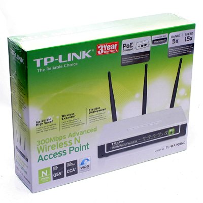 WLAN Access Point TP-Link TL-WA901ND300M