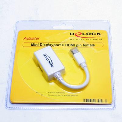 ZKabel Adapter DisplayPort mini auf DVI