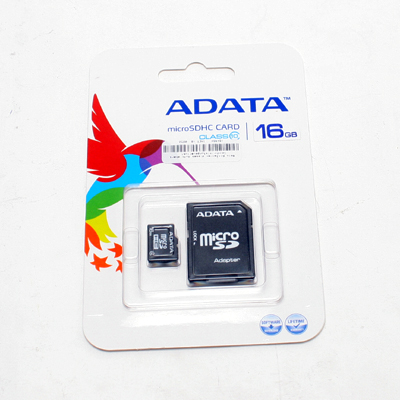 SD-Micro Card 16GB Marke Cl.10
