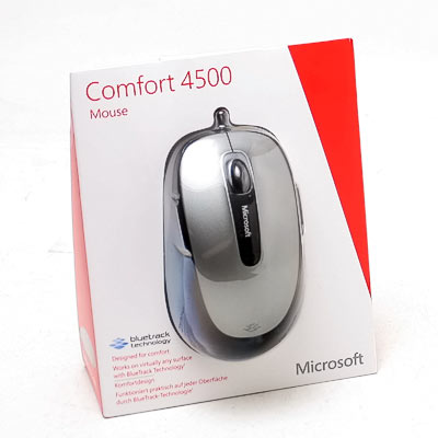 Mouse Microsoft Comfort Mouse 4500 USB