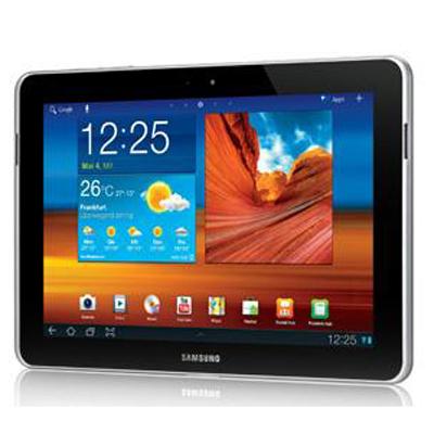 Tablet-PC Samsung Galaxy S2 weiß 32GB