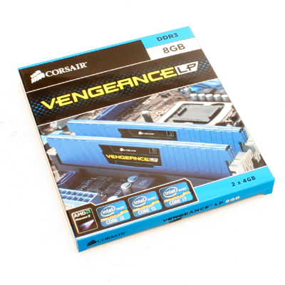 Speicher DDR3 8GB 1600/9 Kit Corsair Ven