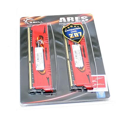 Speicher DDR3 16GB 1600/9 Kit G.Skill A