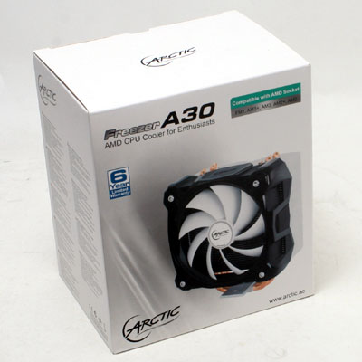 Kühler Arctic Freezer A30