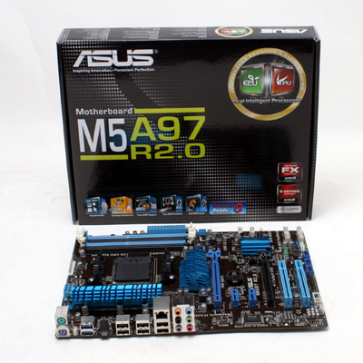 Mainboard AM3+ ASUS M5A97 Rev. 2.0  DDR3