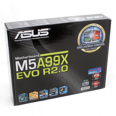 Mainboard AM3+ ASUS M5A99X EVO R2.0 DDR3