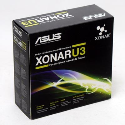 Soundkarte USB Asus Xonar U3
