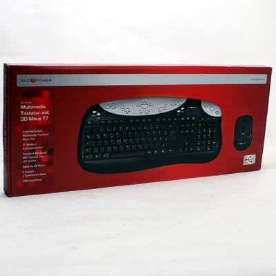 Tastatur+Mouse Set Marke USB