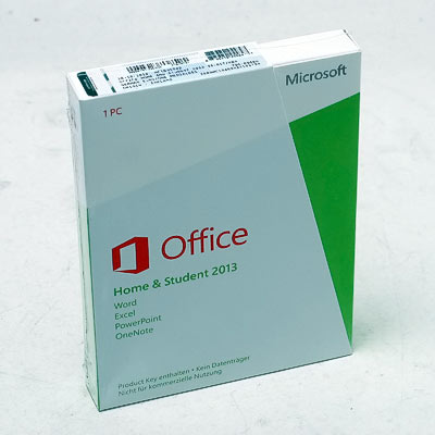 Software MS Office 2013 Home & Student