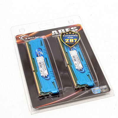 Speicher DDR3 8GB 1600/9 Kit G.Skill ARE