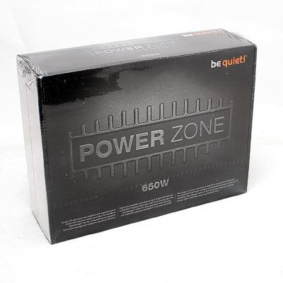 Netzteil 650W ATX BeQuiet POWER ZONE
