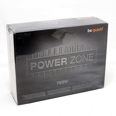 Netzteil 750W ATX BeQuiet POWER ZONE