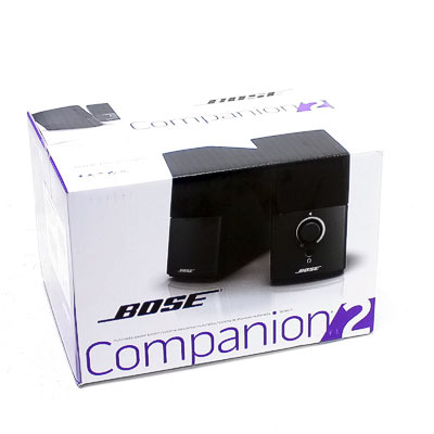Soundsystem BOSE Companion 2 Series III