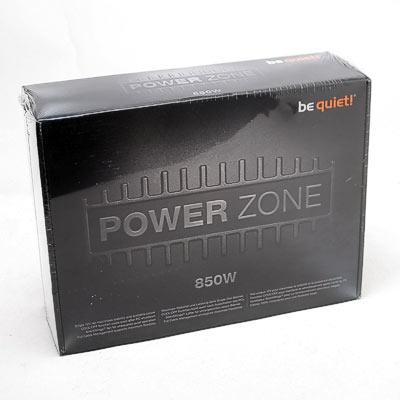 Netzteil 850W ATX BeQuiet POWER ZONE