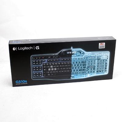 Tastatur Logitech Gaming G510S