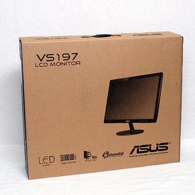 """Monitor LED 19"""" Asus VS197DE 5ms/LED"""