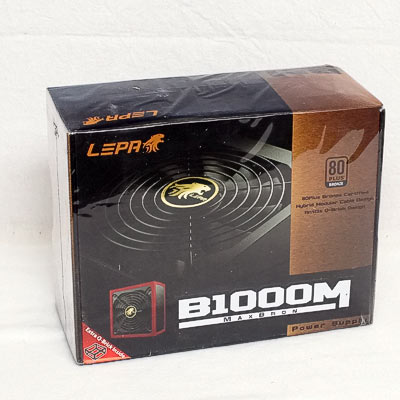 Netzteil 1000W ATX LEPA MAXBRON B1000-MB