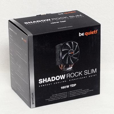 Kühler beQuiet Shadow Rock Slim