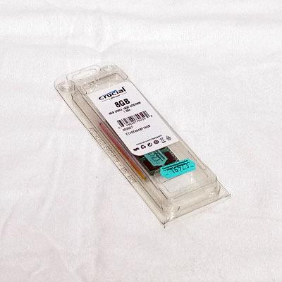 Speicher SODIMM DDR3 8GB PC1600 Crucial
