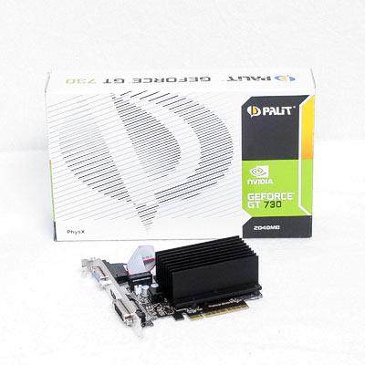 Grafik PCIe NVIDIA GT730 2GB Palit pas.