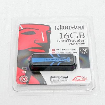 USB 3.0 Stick 16GB Kingston DT3.0 G2