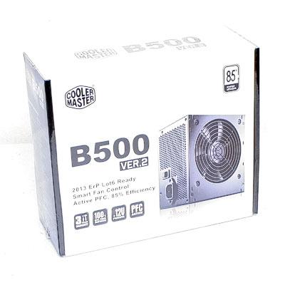 Netzteil 500W ATX Coolermaster B500 VER2