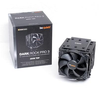 Kühler beQuiet Dark Rock Pro 3