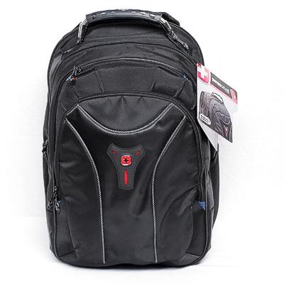 "Notebookrucksack 17,0"" Swissgear CARBON"