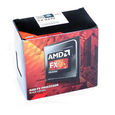 CPU AMD AM3+ FX-8370 8x4,0Ghz 16MB   Box