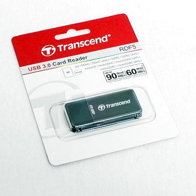 Cardreader Stick USB3.0 Transcend RDF5