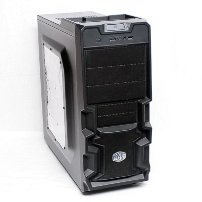 Gehäuse Coolermaster K380 USB3       ATX