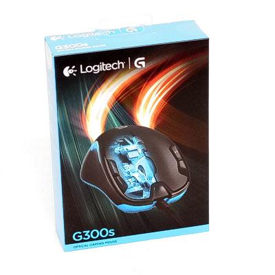 Mouse Logitech G300s GamingMouse 2500DPI