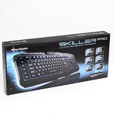 Tastatur Sharkoon Skiller Pro Gaming