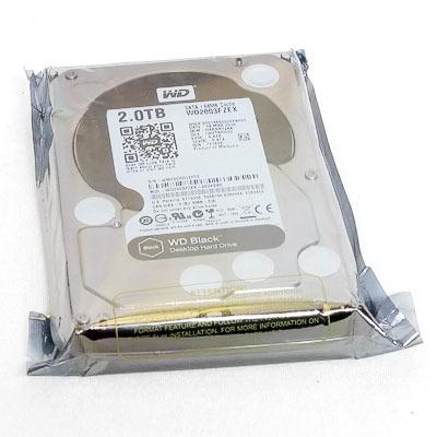 """HDD 3,5"""" SATA 2,0TB WD2003FZEX Black"""