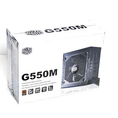 Netzteil 550W ATX Coolermaster G550M