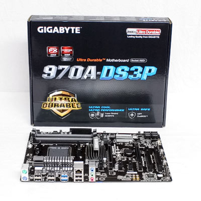 Mainboard AM3+ Gigabyte GA-970A-DS3P
