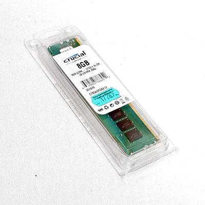 Speicher DDR4  8GB 2133/15 Crucial