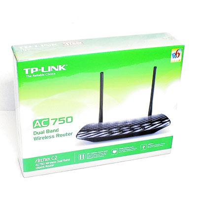 WLAN Router TP-Link Archer C2 AC750 Dual