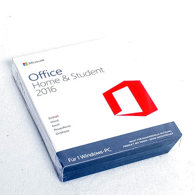 Software MS Office 2016 Home & Student