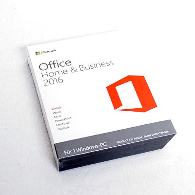 Software MS Office 2016 Home & Business