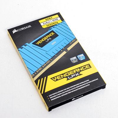 Speicher DDR4 16GB 3000/15 Kit Corsair V