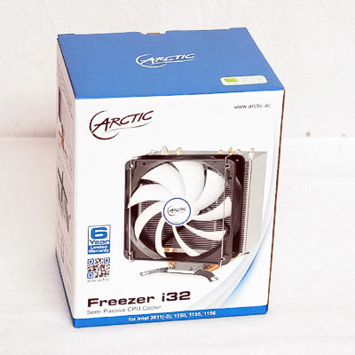 Kühler Arctic Freezer i32