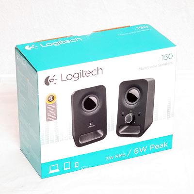 Soundsystem Logitech Z-150    2.0 black